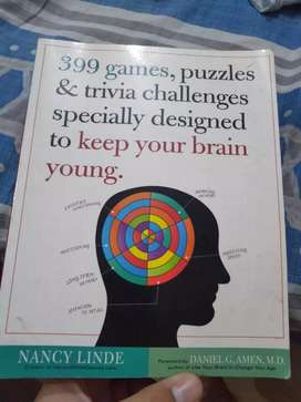 Brain exercise 399 games puzzles and trivia challenges