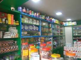 Candidate required for Medical Shop