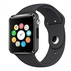 Online Wholesales Smart Watch Silicone Band For Android & iOS,Black -