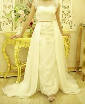 Wedding dress from Ros Stories