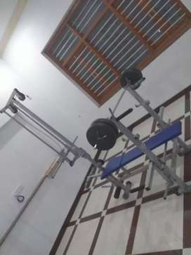 Home gym 20 in 1 bench