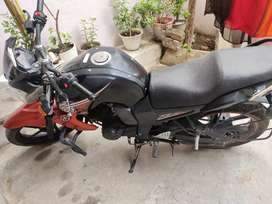 Yamaha fzs in well condition. New tyres newbattery completeinsurance.