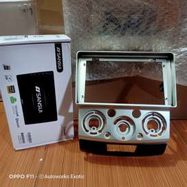 Sale promo murah//Head unit android Ford Everest by sansui 9inc