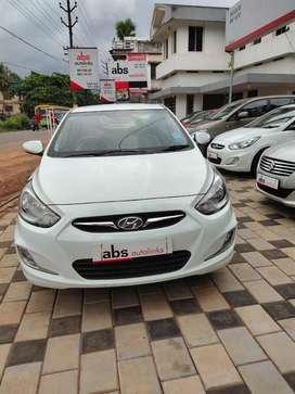 Hyundai Fluidic Verna 1.6 CRDi SX, 2012, Diesel