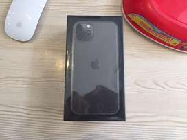 NEW iPhone 11 Pro Space Gray 256 GB DUAL SIM