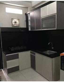 Kitchen set minimalis pakai ezing