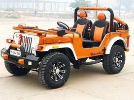 Jeep's modified willyz thar