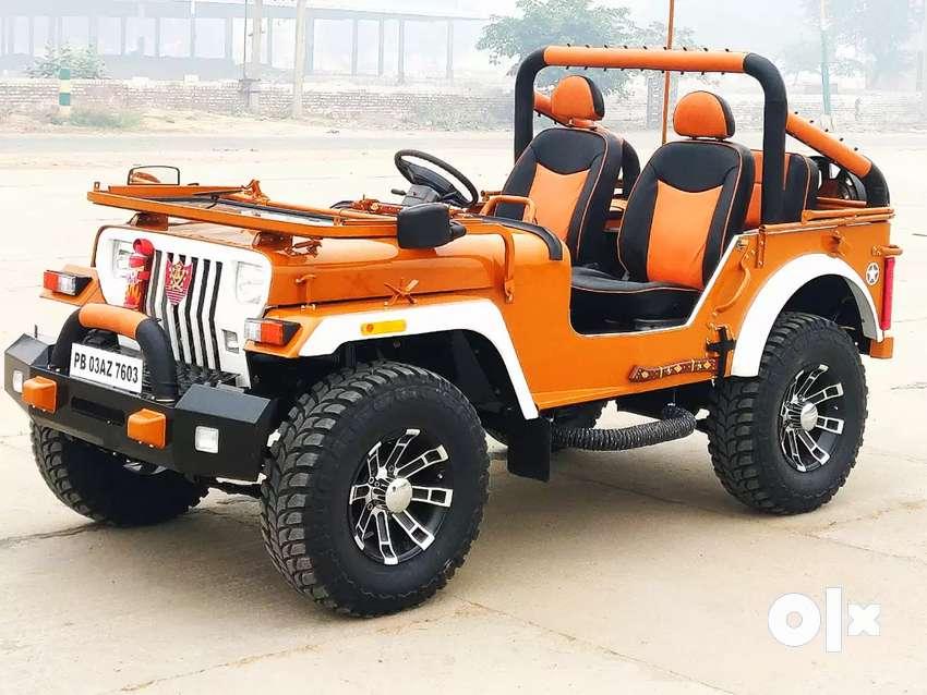 Jeep's modified willyz thar 0