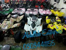 Petrol engine fuel battery atv quad wheels delivery all Pakistan