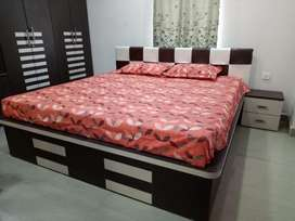East facing 3 bed fully furnished flat 1345 sq ft ground flor