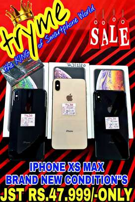 TRYME 64Gb XS MAX, Full Kit Box Brand New Conditions