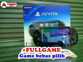 """PS Vita Slim 32GB SUPERMULUS """"game bisa request"""""""