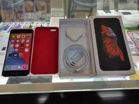 Second Apple iPhone 6s Plus 32GB Fullset Mulus