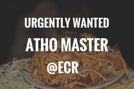 Wanted atho master