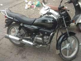 This Bike Is sold and it's hero Honda splender plus