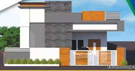 Premium 2bhk duplex independent houses multi use township