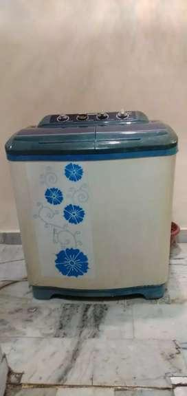 8 kg Panasonic washing machine