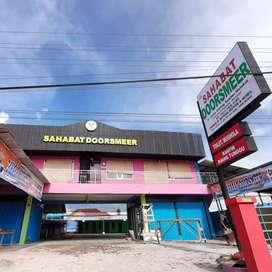 Jasa Pembuatan Neon Box,Plangk Merek,Huruf Timbul, Murah di Medan