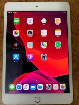Ipad mini 4th gen up for sale with original bill