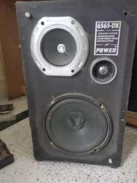 Speaker set 200mm