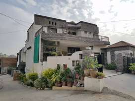 1Kanal house  furnished for sale in gulrez rwp