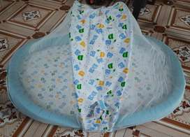 Bed with Mosquito Net for newborn