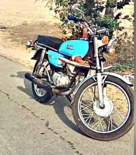 RX 100 Yamaha modified and new setup