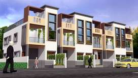 3 BHK row house available in lohegaon