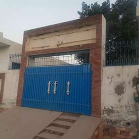 Building Avalable for rent in Muhafiz Town Sargodha .