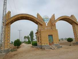 Plot for sale New doctors housing scheme 2  phase 1 Nawabshah