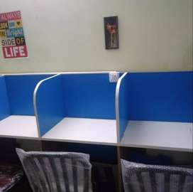 Office on Sale(Workstations, AC-1, ReceptionTable