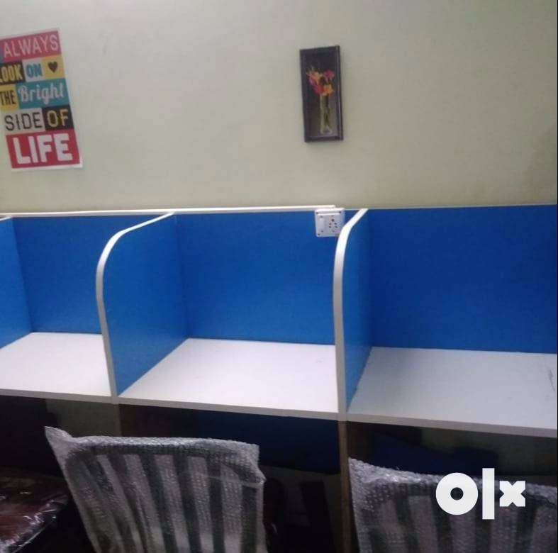 Office on Sale(Workstations, AC-1, ReceptionTable 0