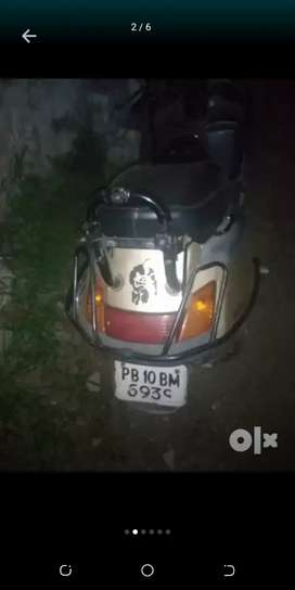 Sale my scooty good running condition no any problem