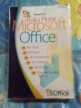 Buku pintar microsoft office