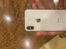 Iphone X for sale 256gb PTA approved