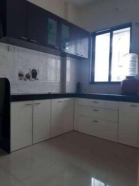 No Brokrage Semifurnished flat for sale in Parvati Garden, Boisar east