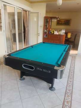 Meja Billiard De Belle
