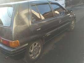 Dijual Charade CX G102 Winner'92