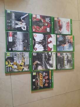 All of the Favorite xbox games available.