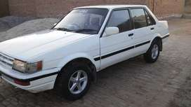 86 Corolla DX for sale