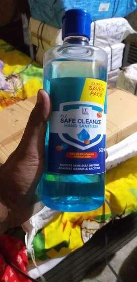 Sanitizer spray