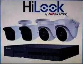 Paket Cctv Hilook torbo HD 2mp wilayah lebakgedong