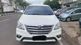 Toyota Kijang Innova 2.0 MT 2014 ANTIK km35rb Tgn1 Mesin DIJAMIN SEHAT