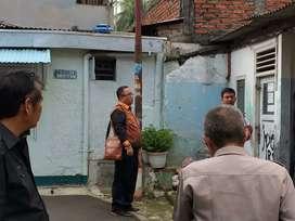 Dijual Tanah Strategis di deket Jl. Supomo Tebet JKT selatan