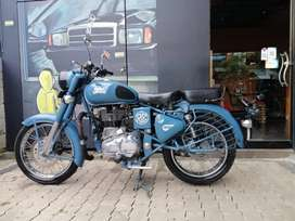 Classic 500 only 5000 KM's