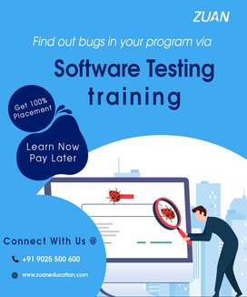 software testing training institute in chennai with placement