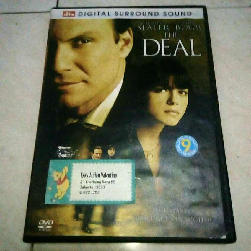 Kaset Film DVD Original Action/Drama The Deal 0