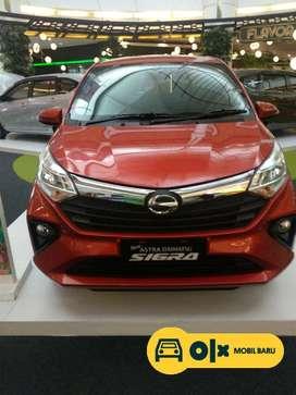[Mobil Baru] Daihatsu Sigra DP Minim New 2019