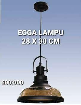 Lampu Gantung  Dan Dinding Antik Klasik Minimalis Egga Lampu