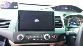 Honda civic 2007 Android panel  free installation in lahore